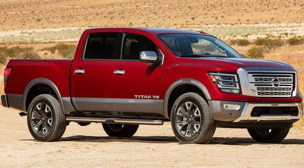 Претставен подновениот Nissan Titan